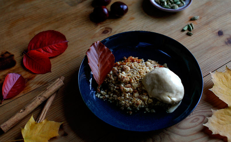 Cloudberry-crumble-recipe