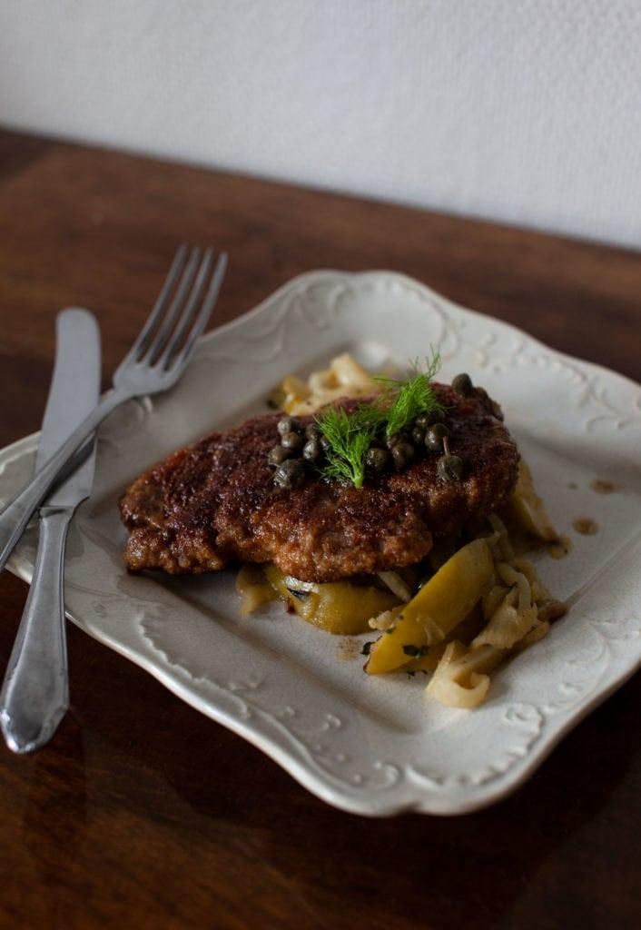 pork butt schnitzel
