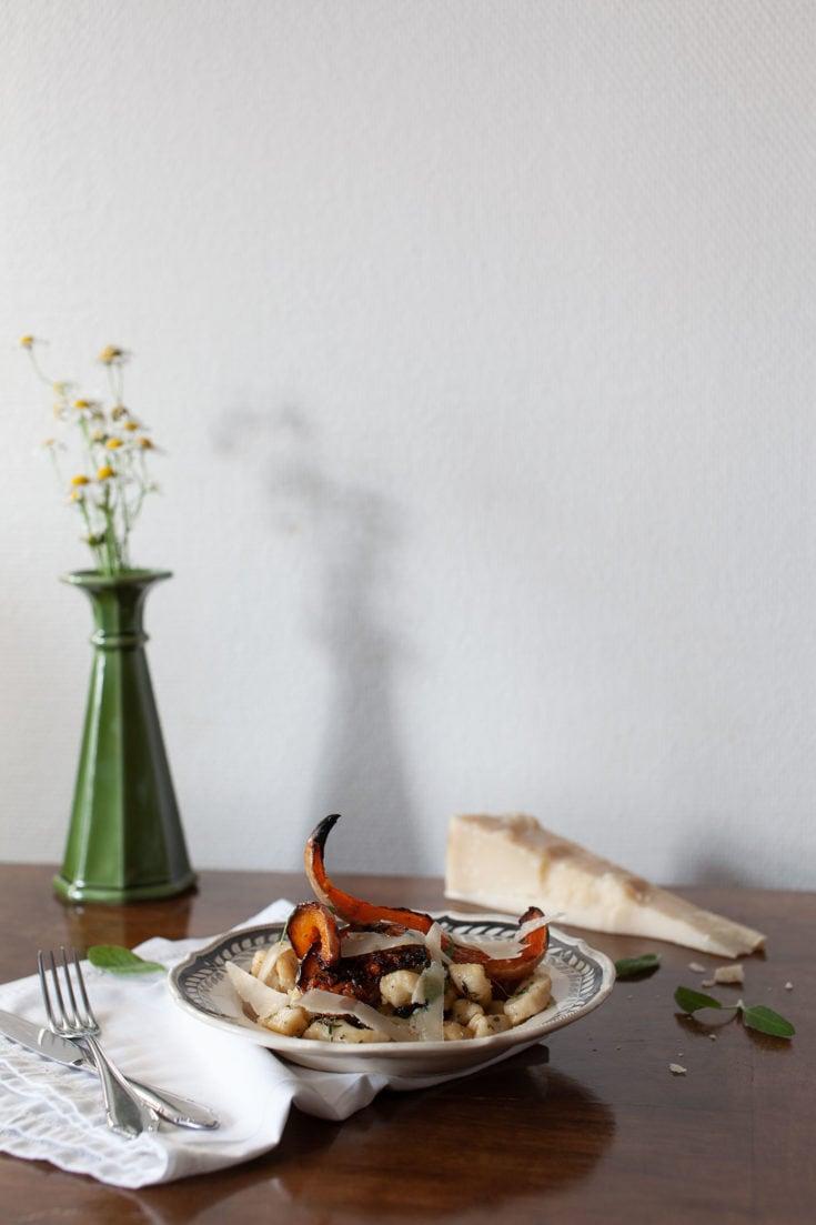 Gnocchi, Sage & Butternut Squash Recipe