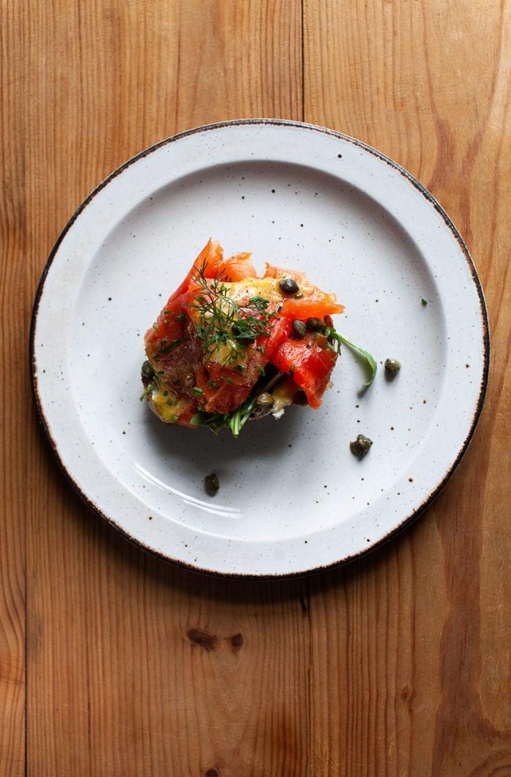 Smoked Salmon Appetizer Recipe